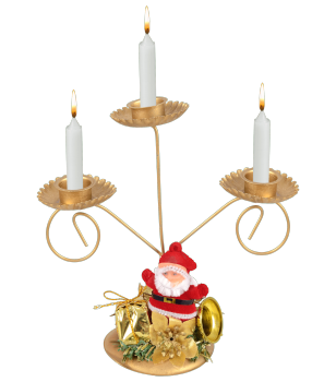 Triple Candle Stand