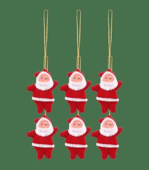 Velvet Santa