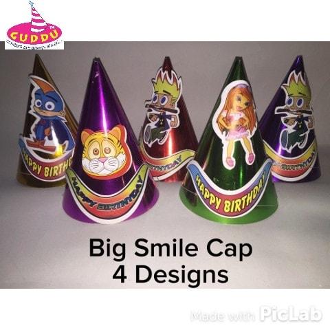 Big Smile Cap