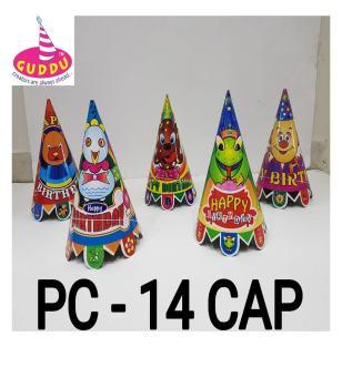 Designer Birthday Cap