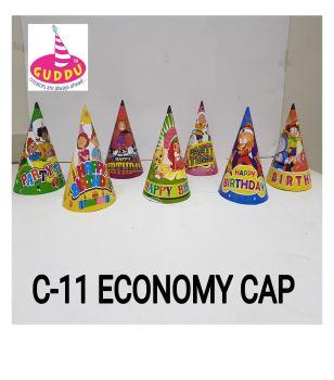 Birthday Economy Cap