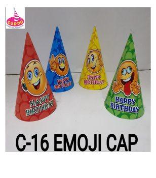 Birthday Emoji Cap
