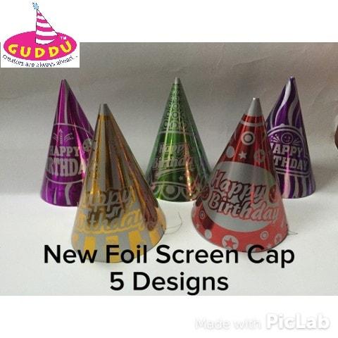 Foil Cap
