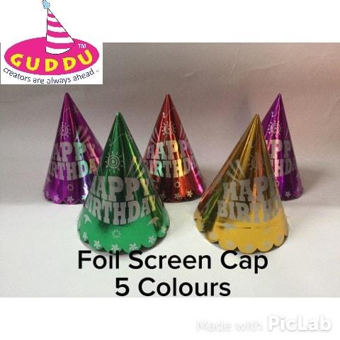 Foil Screen Cap
