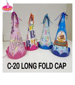 Long Fold Cap