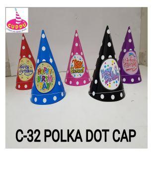 Polka Dots Cap