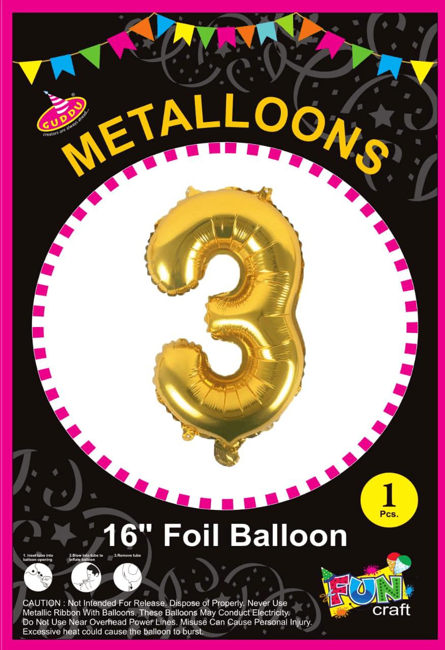 Foil Balloon